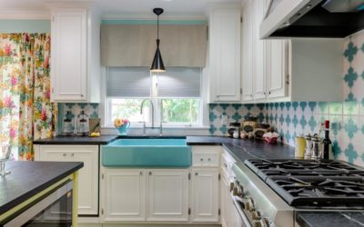 Some of the Coolest Kitchen Makeovers