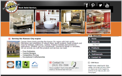 Our New Website is ready for your visit!