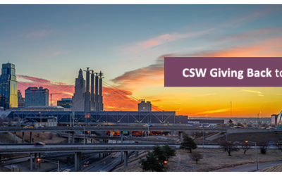 CSW Gives Back To The Community
