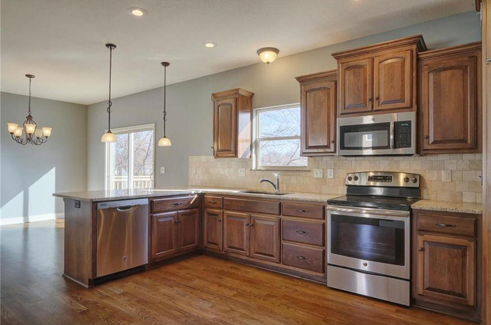 5045 NW Timberline.CSW PC Homes.Kitchen.new home
