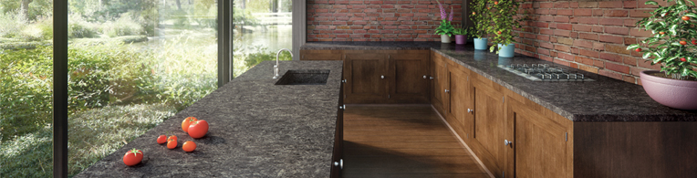 Countertops, Flooring, Walls, Fireplace, Commercial Use Solid Surface, Canaan Stone Works