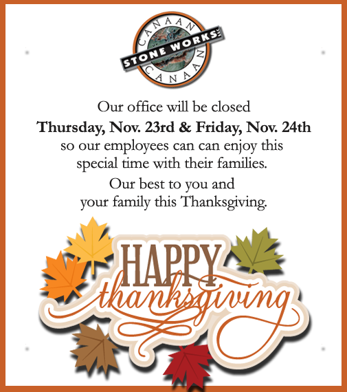 CSW thanksgiving hours