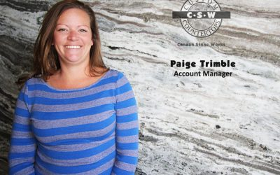 Introducing Paige Trimble, Account Manager at CSW