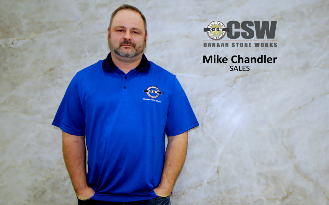 Mike Chandler joins CSW's Sales Team